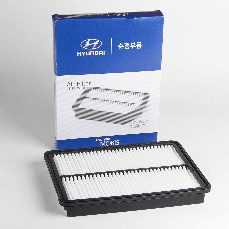 Genuine Hyundai Air Filter 28113-2W100