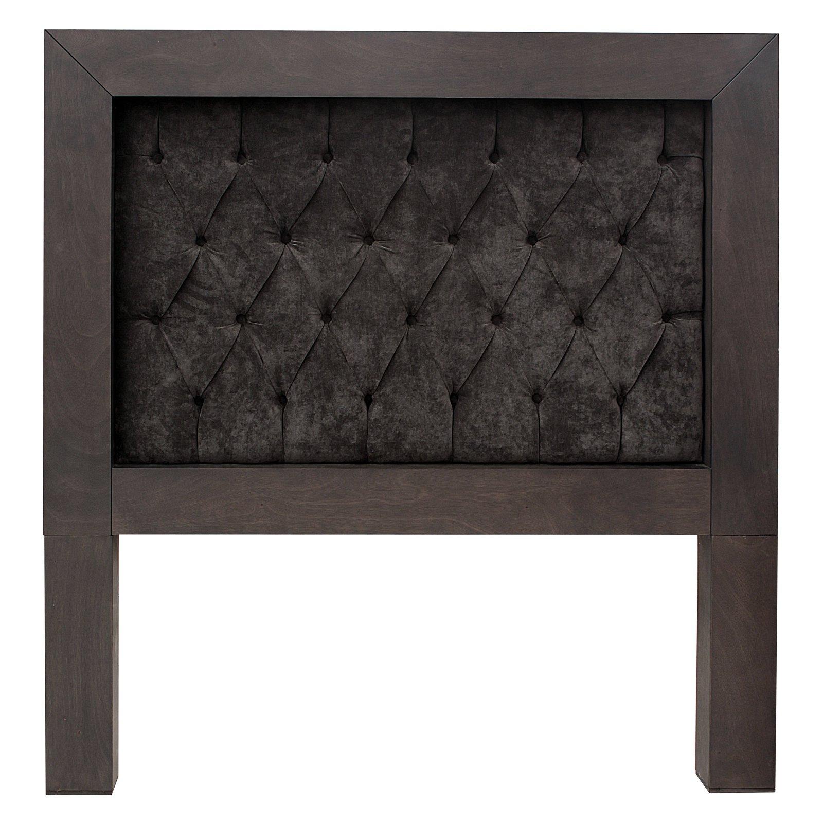 REZ Furniture Mandir Upholstered Panel Headboard