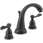 Delta Faucet 2h Rb Lavatory Faucet with Popup 35996LF-OB-ECO