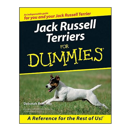- Jack Russell Terriers for Dummies