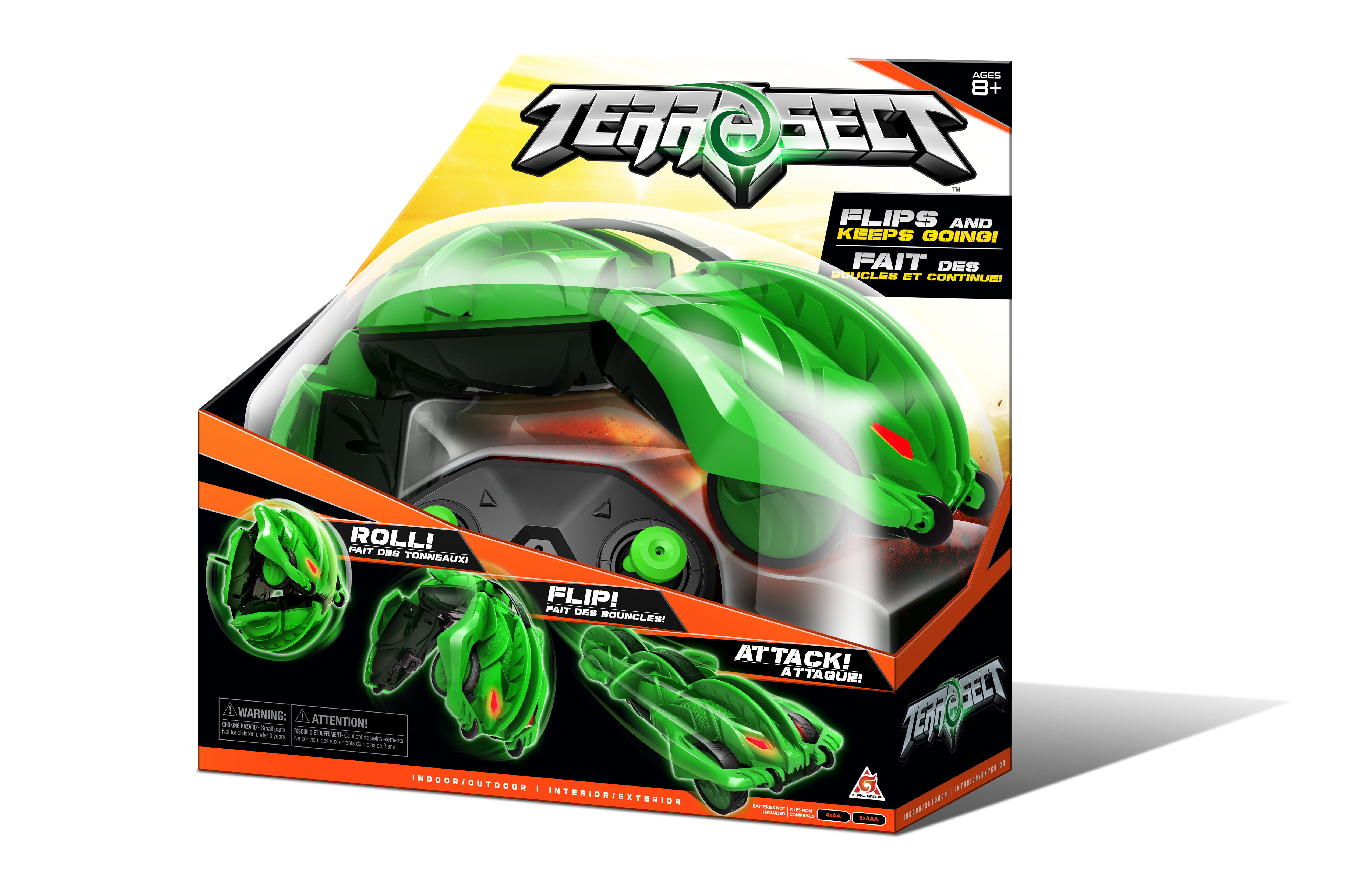 Drone Force Terrasect Remote Control RC -2.4 GHz