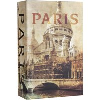 Barska Optics Paris Book Lock box with Combination Lock