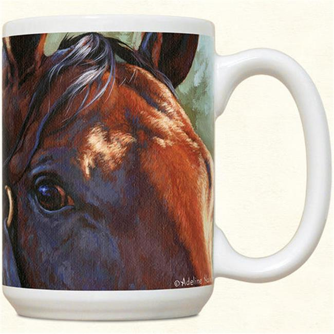 Fiddlers Elbow c995 Bay Horse Mug, Pack Of 2