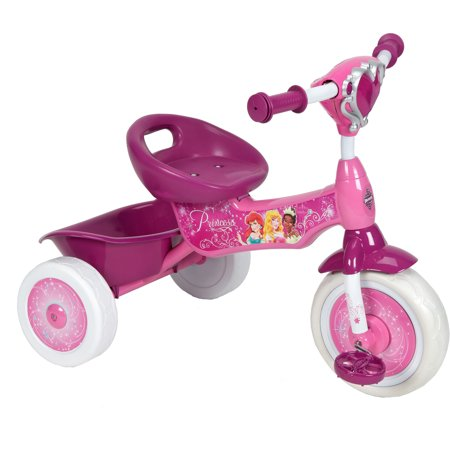 Huffy Disney Princess Girls Lights And Sounds Folding Trike