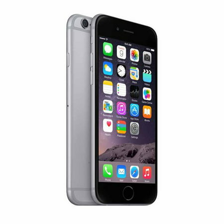 Straight Talk Apple iPhone 6 16GB 4G LTE Prepaid Smartphone
