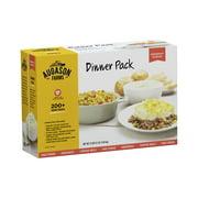 Augason Farms Dinner Pack Emergency Food Storage Kit 15 lbs 8. 1 oz