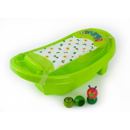 The Very Hungry Caterpillar Deluxe Bathtub by The World of Eric Carle