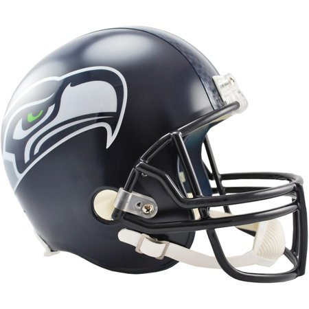 Riddell Seattle Seahawks Vsr4 Full Size Replica Football Helmet Walmart Com