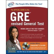 GRE: The Official Guide to the General Test: The Official Guide to the GRE Revised General Test (Other)