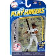 McFarlane MLB Playmakers Series 2 Alex Rodriguez Action Figure [Batting]