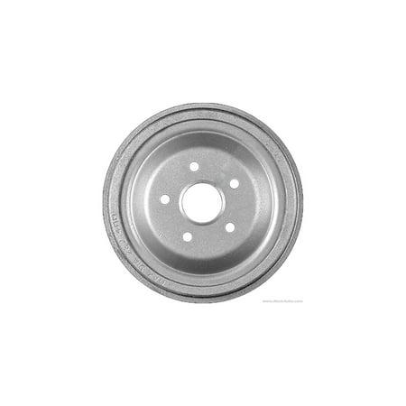 MACs Auto Parts  66-388606 - Ford Thunderbird Brake Drum, Front, For 11 1/32'' x 2.84'' Brakes