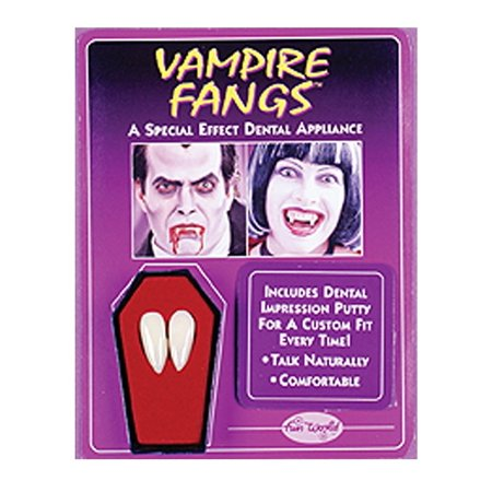 Vampire Fangs - Vampire Gloves