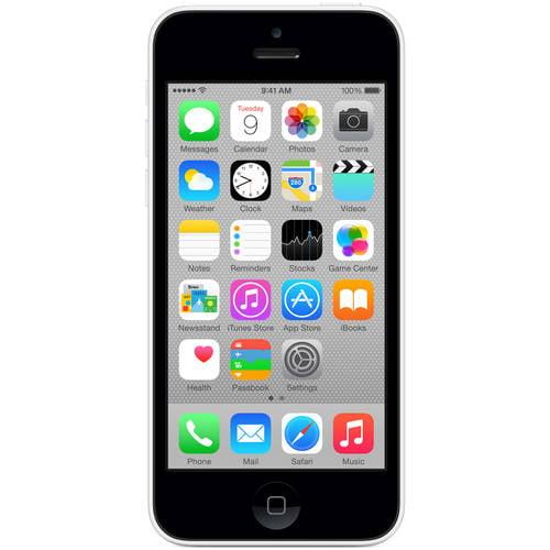 Apple iPhone 5C 8GB White LTE Cellular AT&T