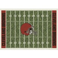 Cleveland Browns Imperial 6' x 8' Homefield Rug