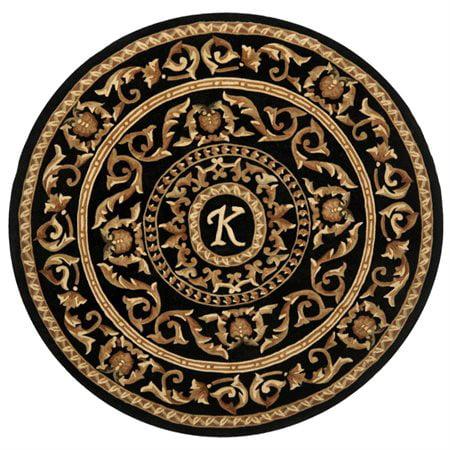 Safavieh Naples Black K Rug