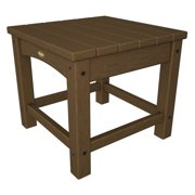 Trex Outdoor Furniture Recycled Plastic Rockport Club 18 in. Side Table
