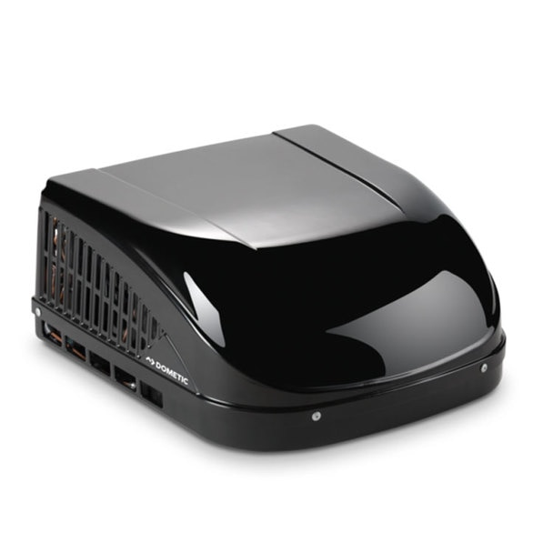 Dometic 15000 BTU Duo Therm Brisk II Air RV Air Conditioner Complete Black