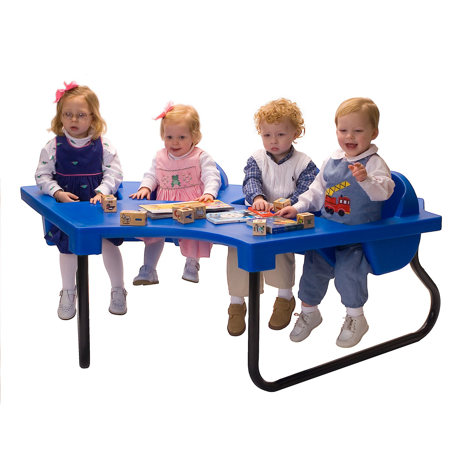 4 Seat Junior Activity Table