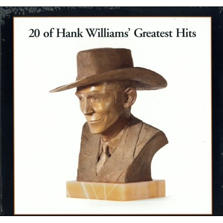 Hank Williams - 20 Greatest Hits - Vinyl