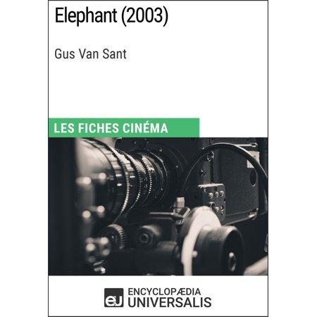 206 Van (Elephant de Gus Van Sant - eBook )