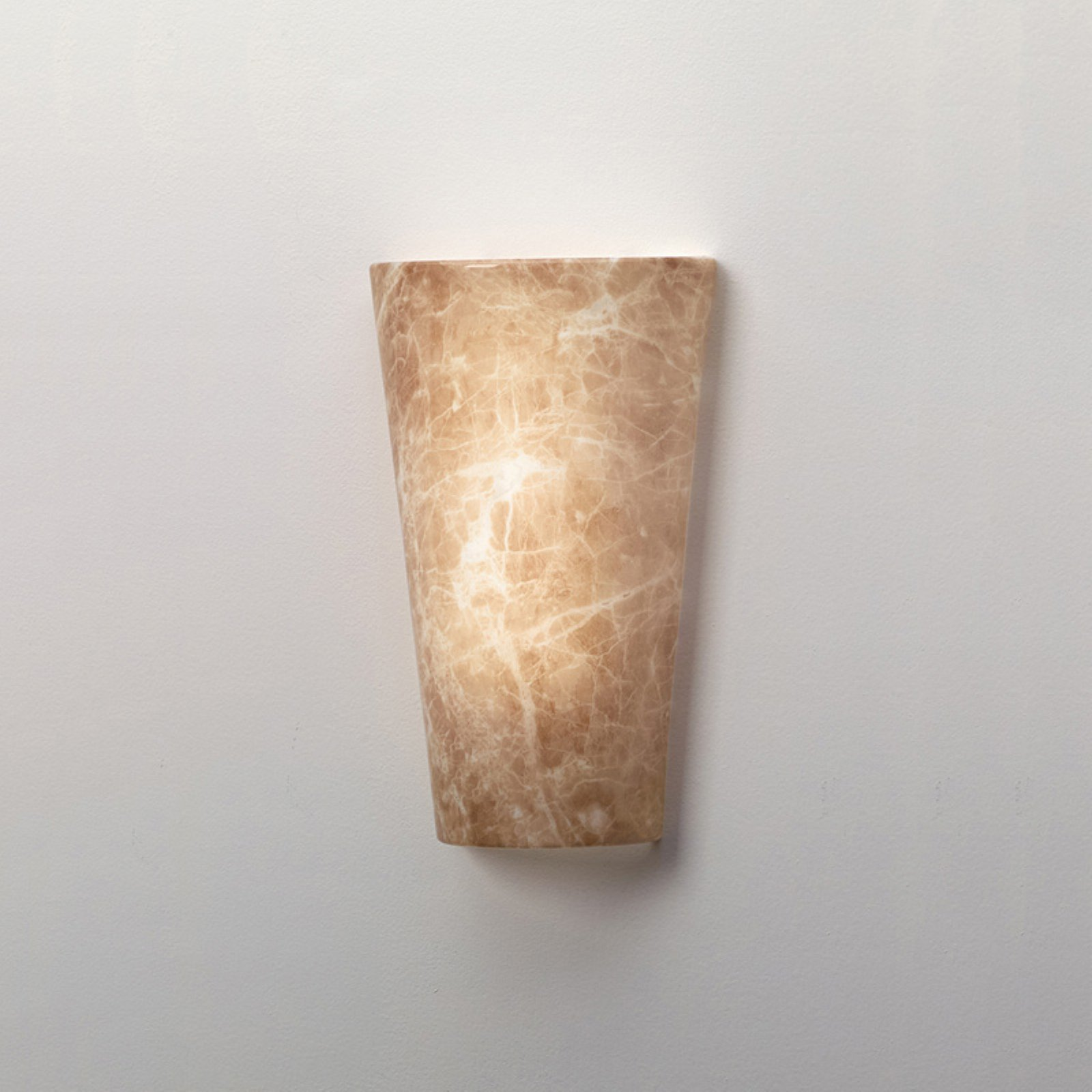 Its Exciting Lighting Vivid Granite High Gloss Wall Sconce