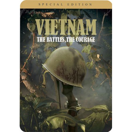 Vietnam: Battles Courage (DVD) ()