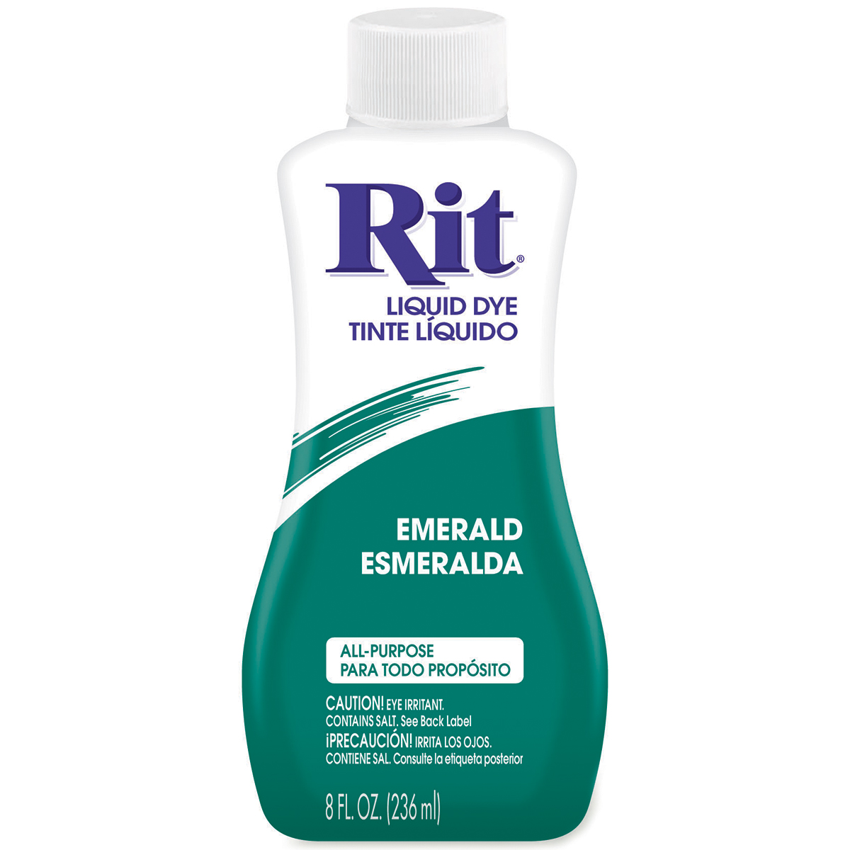 Rit Dye Liquid 8oz Emerald