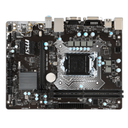 MSI H110M PRO-VD H110 LGA1151 6TH GEN PROC MAX-32MB DDR4 M-ATX PCIE16