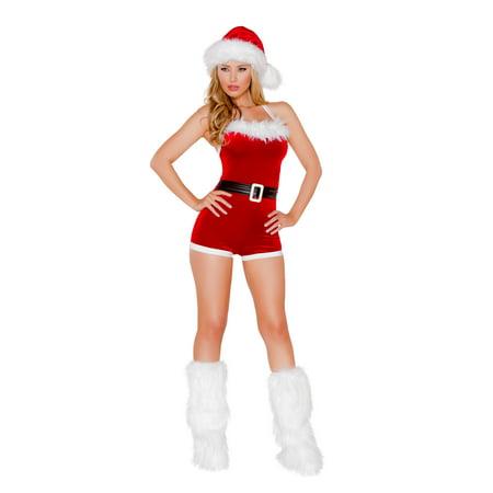 North Pole Brat Womens Costume