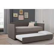 best website ec5c1 0a6c6 Better Homes and Gardens Grayson Linen Daybed and Trundle Twin, Multiple  Colors