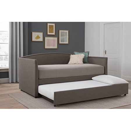 Better Homes and Gardens Grayson Linen Daybed and Trundle Twin, Multiple Colors (Isabella Trundle)