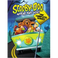 Scooby-Doo Where Are You!: The Complete Series (DVD)