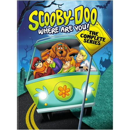 Scooby-Doo Where Are You!: The Complete Series (DVD) - Halloween Movie Series Box Set