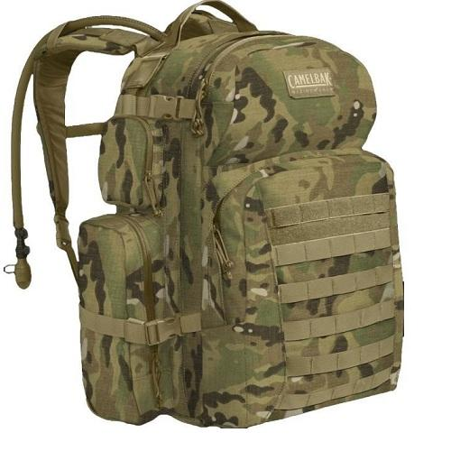 CamelBak 61763 BFM 100 oz 3.0L Hydration Pack Backpack - Multicam