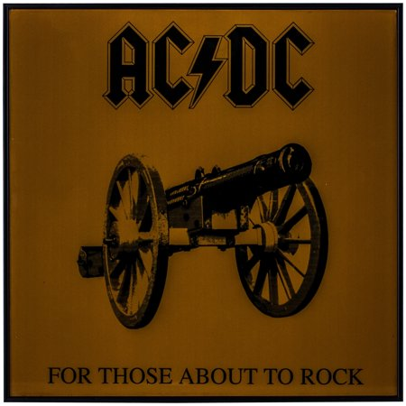 Crystal Art Gallery American Art Decor AC/DC