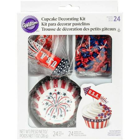 Cupcake Decorating Kit Makes - Decorating Ideas For Halloween Cupcakes