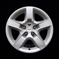 OEM Genuine Chevrolet Wheel Cover  - Professionally Refinished Like New - Replacement  17-in Hubcap for 2008-2012 Malibu