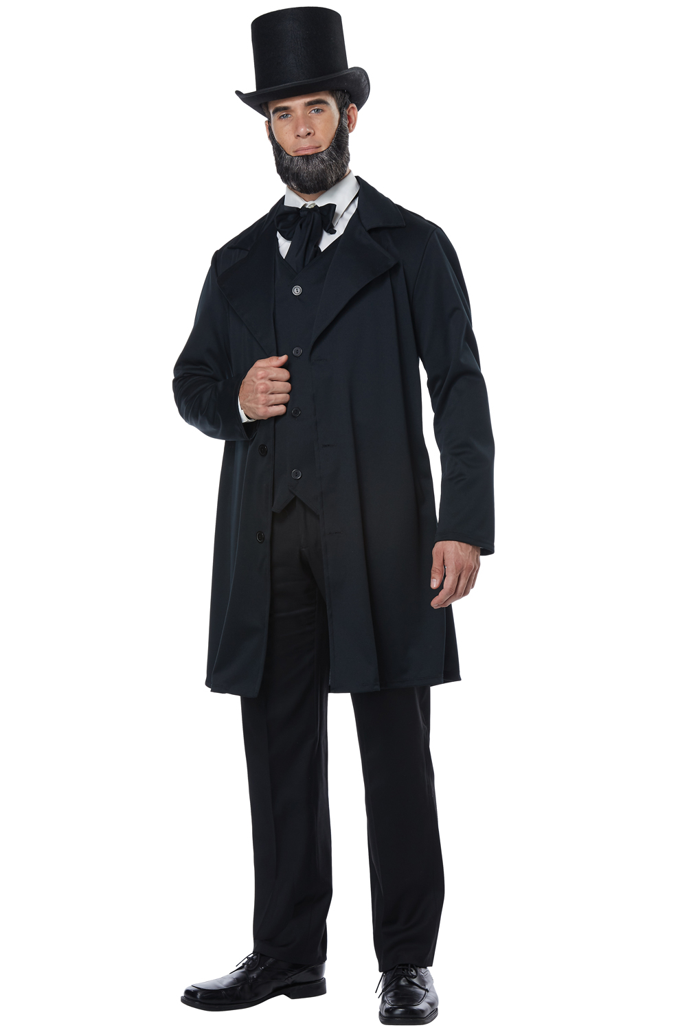 Adult Costume Deluxe Abraham Lincoln