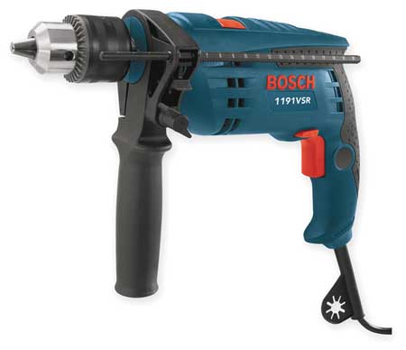 Hammer Drill Kit,1 2\ by Bosch