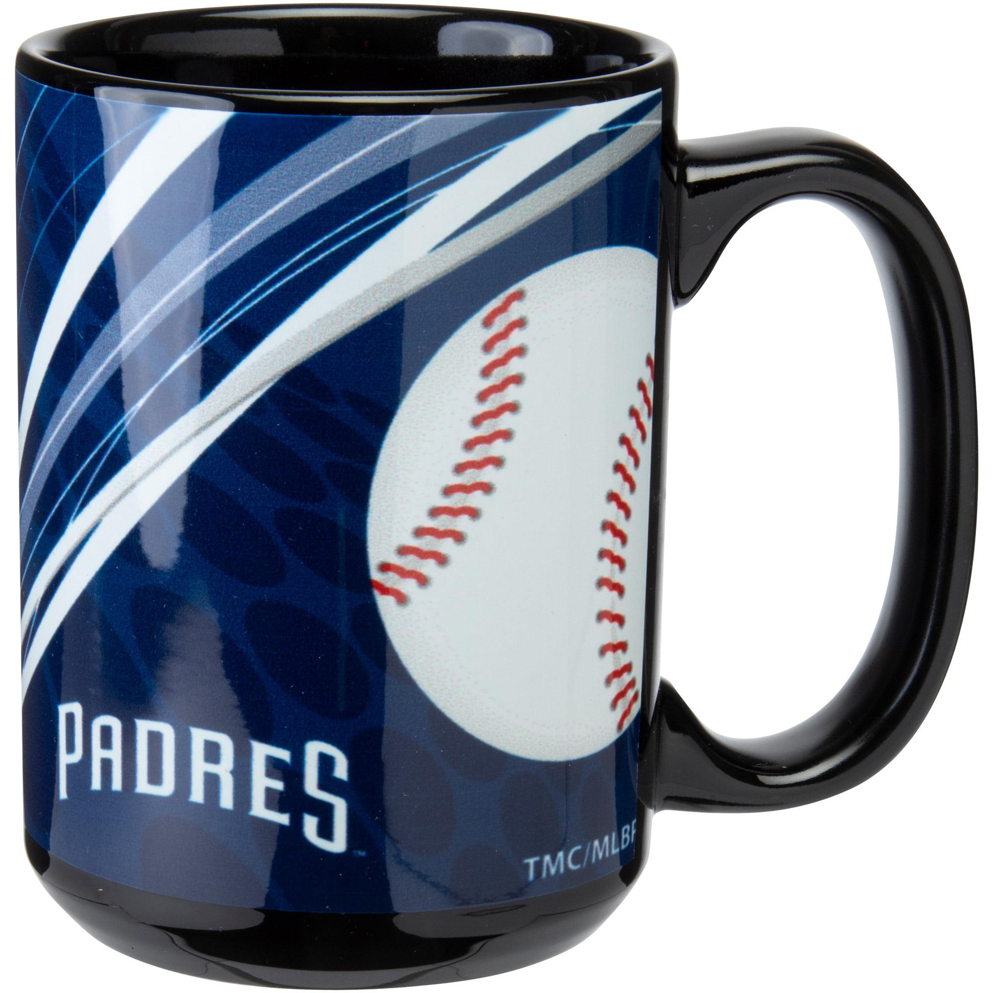 San Diego Padres 15oz. Dynamic Mug - No Size