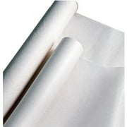 Cardinal Health Exam Table Paper Crepe, White, 18'' x 125 ft, Case of 12