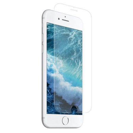 iPhone 8 Plus Screen Protector, 9H Hardness Tempered Glass Screen Protector for iPhone 8