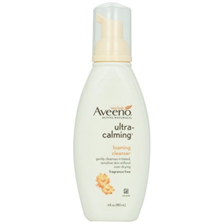 AVEENO Active Naturals Ultra-Calming Foaming Cleanser 6 oz Each