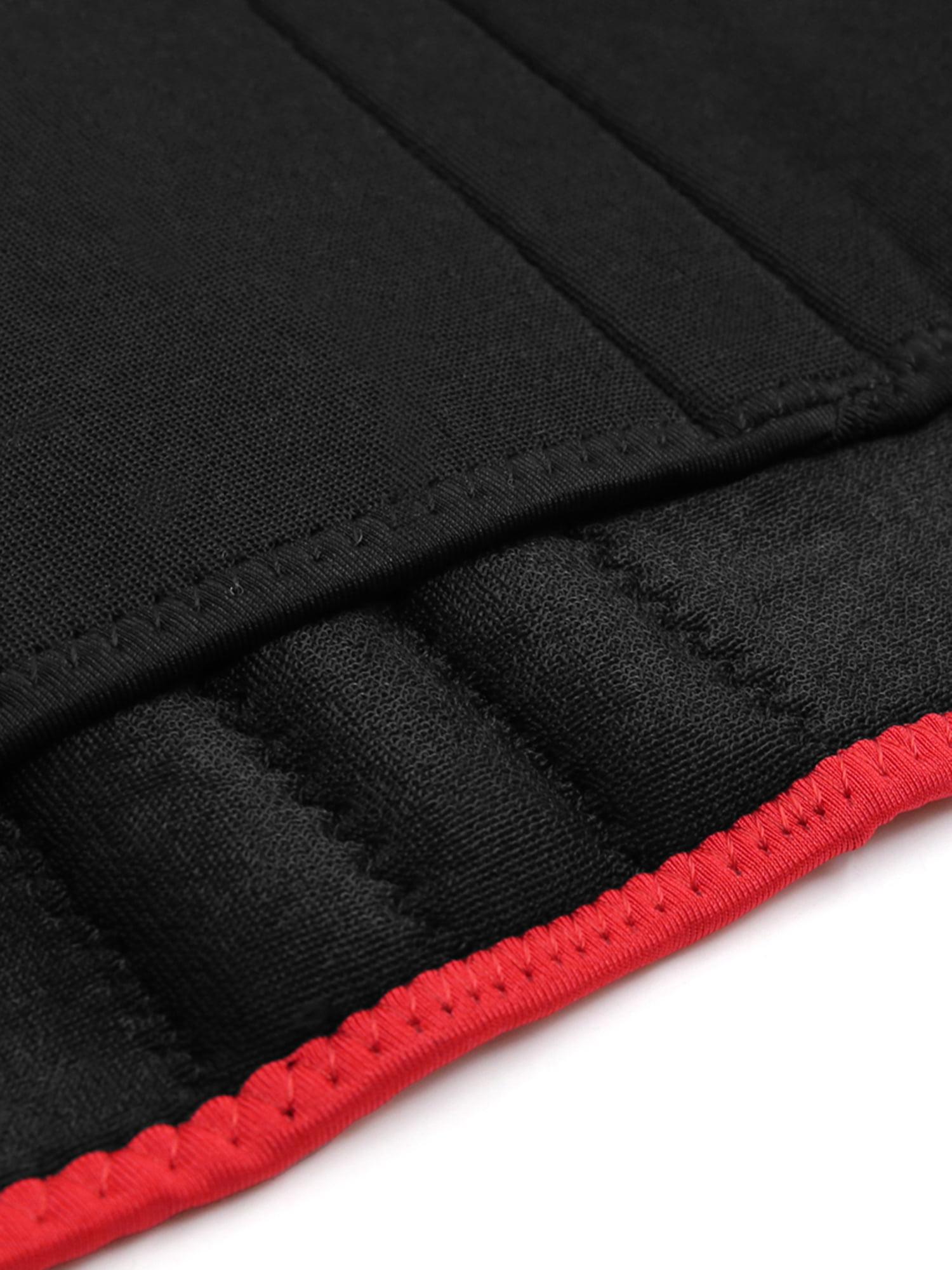 5184012bd7f60 Black L Size Unisex Adjustable Waist Tighten Band Body Shaper Care Shapewear