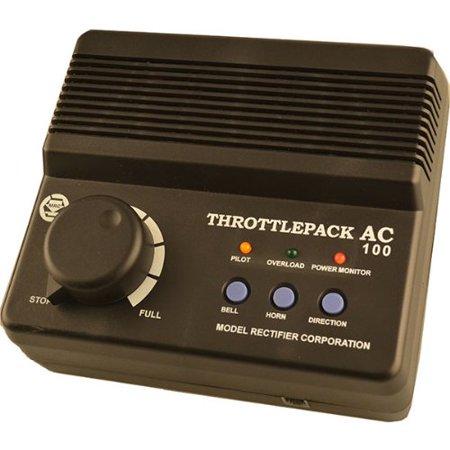 MRC - ThrottlePack AC  - 0001311 (Mrc 1420 Prodigy Express 2 Dcc System)