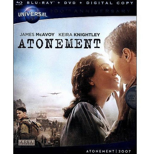 Atonement (Universal 100th Anniversary) (Blu-ray   DVD   Digital Copy) (With INSTAWATCH) (Widescreen)