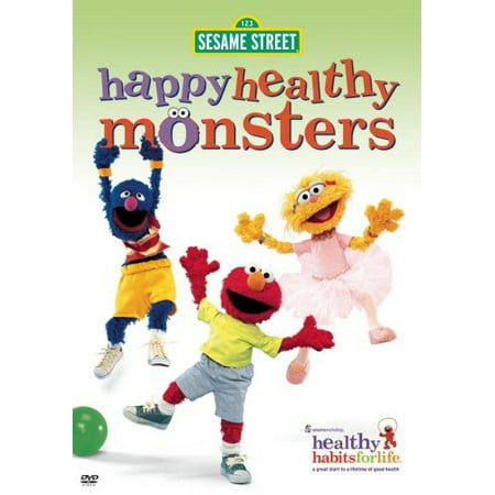 Happy Healthy Monsters - Happy Monster