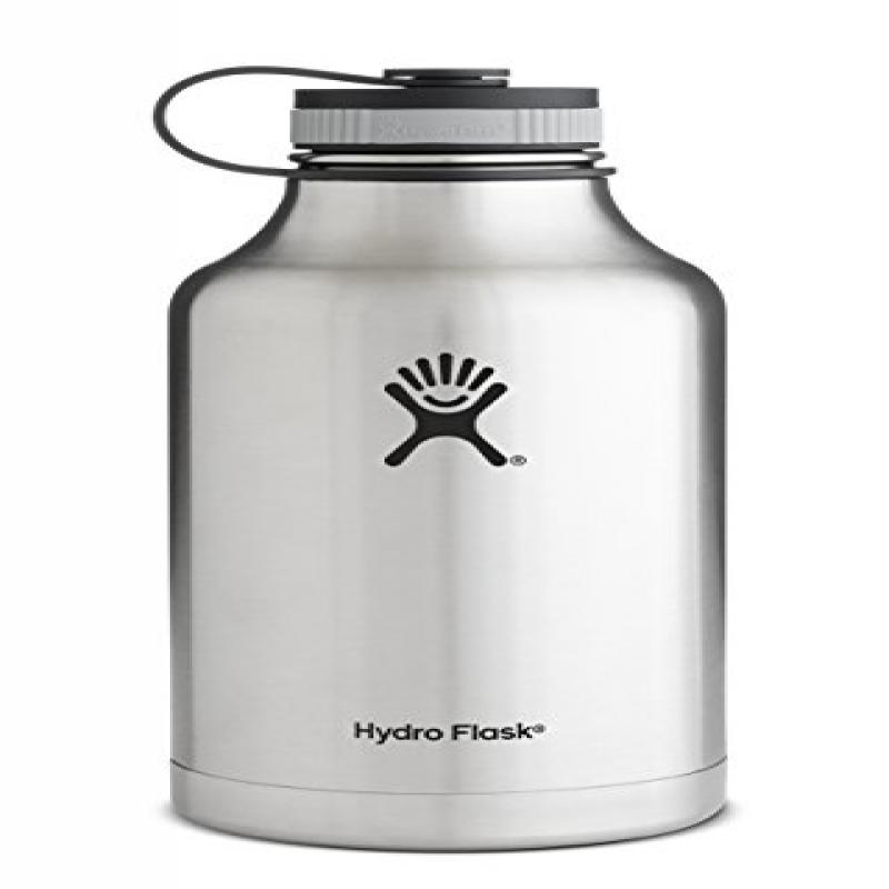 Hydro Flask Insulated Stainless Steel Wide Mouth Water Bo...