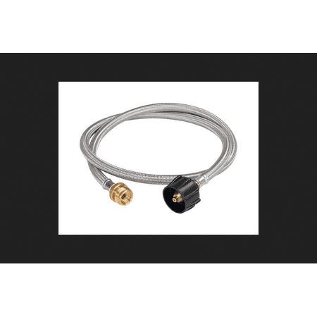 Ace Liquid - Bayou Classic Liquid Propane-LP Stainless Steel LPG Adapter Hose