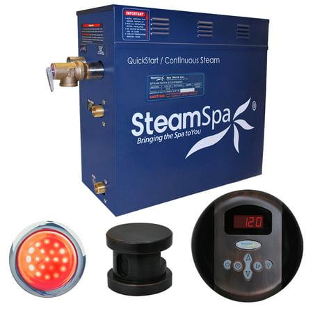 Steamspa In450 Indulgence 4.5 Kw Steam Generator Package - Bronze